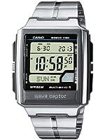 Casio - WV-59DE-1AVEF - Waveceptor - Homme Acier - Quartz Digitale - Multifonctions - Bracelet Acier