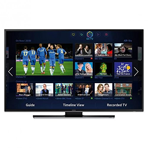 Samsung UE40HU6900 40-inch 4K Ultra HD Smart WIFI LED TV with Freeview HD and Freesat HD (discontinued by manufacturer)