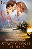 img - for Sex on Summer Sabbatical (Seasoned Women) book / textbook / text book
