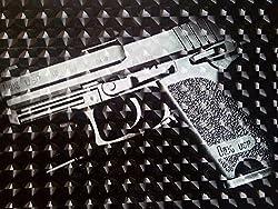 NiceLook 3D Design HK Guns Laptop Skin