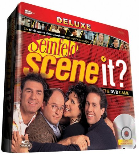 Scene It? Seinfeld:   Seinfled SceneIt for Christmas