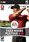 Tiger Woods PGA Tour 08 DVD