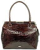 Kate Spade New York - Knightsbridge Constance - Croc Embossed Italian Leather Handbag - WKRU2086