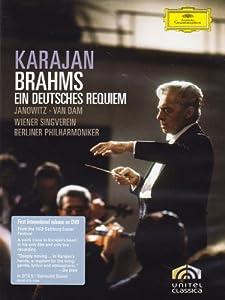 Brahms - Ein Deutsches Requiem [DVD]