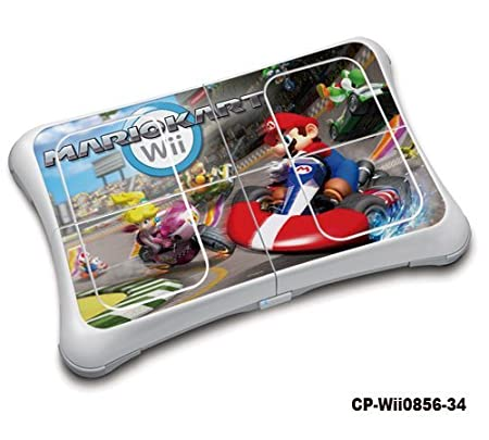 Wii Fit Matte Crystal Skin Sticker,Wii0856-34