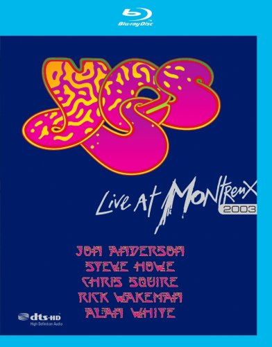 Live at Montreux 2003 / Yes (2007)