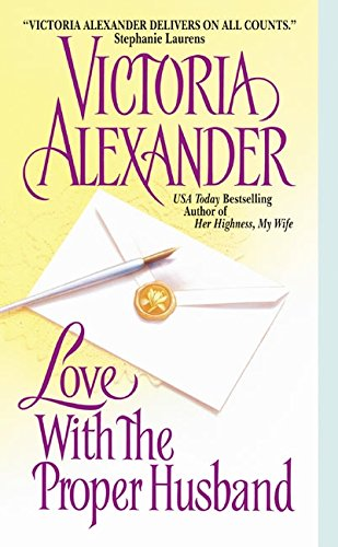 Love With the Proper Husband (Effingtons, #6)