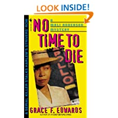 No Time to Die (Mali Anderson Mystery)