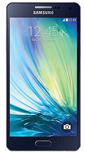 Samsung Galaxy A5 SM-A500FU LTE 16GB, Midnight Black (Samsung Galaxy A5 Mini compare prices)