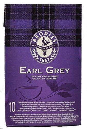 Shop for Segafredo - Tea compatible capsules: Earl Grey from Segafredo