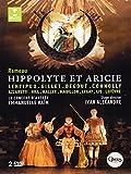Jean-Philippe Rameau - Hippolyte et Aricie [Reino Unido] [DVD]
