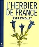 echange, troc Yves Paccalet - L'Herbier de France