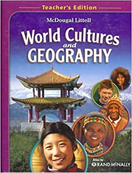 Amazon.com: McDougal Littell Middle School World Cultures ...