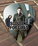 Scouting For Girls Premium Guitar Pick x 5 Medium