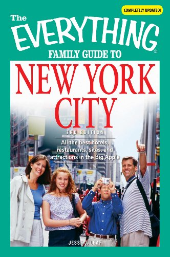 Everything Family Guide to New York City: All