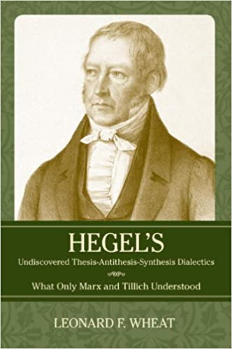 Excerpt from Hegel FOR BEGINNERS on the Science of Logic