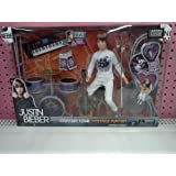 Justin Bieber Real Hair Concert Tour Onstage Playset