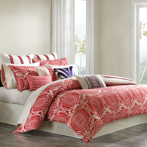 Coral Bedding Queen 1601 front