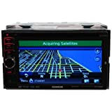 Kenwood Dnx6980 6.1-Inch Touchscreen Double Din  Dvd/cd/mp3/wma/aac Navigation Receiver