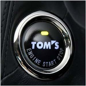 TOM'S プッシュスタートボタン