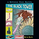 The Black Tower (       UNABRIDGED) by Betsy Byars Narrated by Lauren Davis