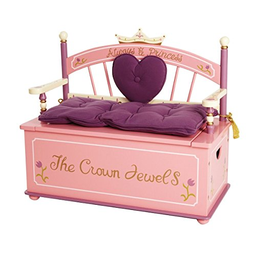 wildkin-levels-of-discovery-princess-bench-seat-with-storage-pink-purple