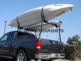 2 Pair~ Universal Roof J Rack Kayak Boat Canoe Car Suv Van Top Mount Carrier