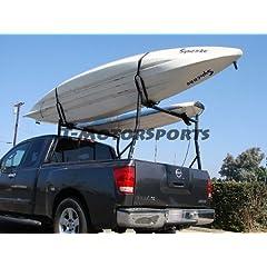 Buy 2 Pair~ Universal Roof J Rack Kayak Boat Canoe Car Suv Van Top Mount Carrier by TMS