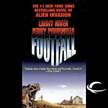 Footfall (       UNABRIDGED) by Larry Niven, Jerry Pournelle Narrated by MacLeod Andrews