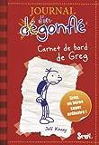"""Afficher """"Journal d'un dégonflé. T1. Carnet de bord de Greg Heffley"""""""
