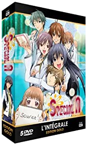 Special A - Intégrale - Edition Gold (5 DVD + Livret)