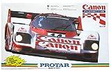 Protar 197. Coche Porsche Canon. Maqueta de montaje. Escala 1/24