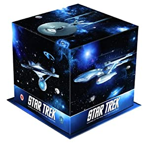 Star Trek: Films I - X Remastered Special Edition Box Set (Star Trek: The Motion Picture, Star Trek: The Wrath of Khan, Star Trek: The Search For Spock, Star Trek: The Voyage Home, Star Trek: The Final Frontier, Star Trek: The Undiscovered Country, Star [Import anglais]