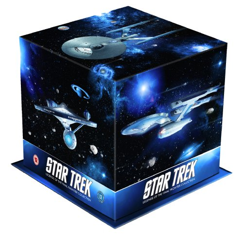 Star Trek: Films 1-10 Remastered Special Edition Box Set [DVD]