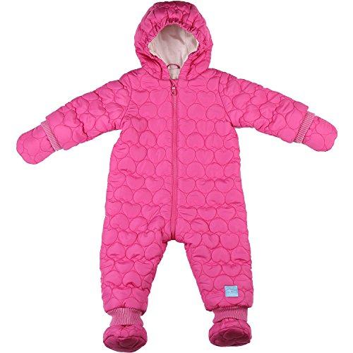 oceankids-rosa-tuta-imbottita-da-passeggino-con-cappuccio-da-bambino-e-bambina-9-12-mesi
