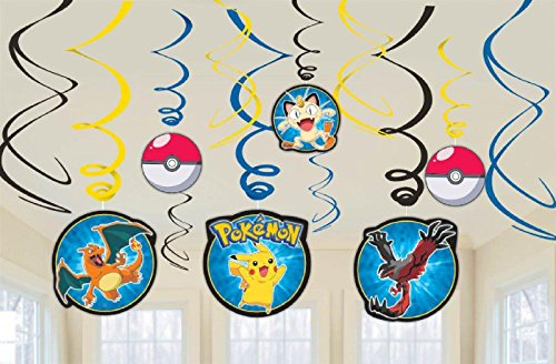Amscan-12-Count-Pokemon-Foil-Swirl-Decorations-Multicolor