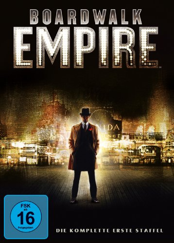 Boardwalk Empire Season 1 (Limitierte Erstauflage mit Fotobuch) [Limited Edition] [5 DVDs]