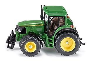 Amazon.com: 1:32 Siku John Deere 6920s Tractor: Toys & Games