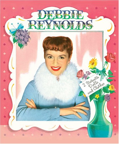 Debbie Reynolds Paper Dolls