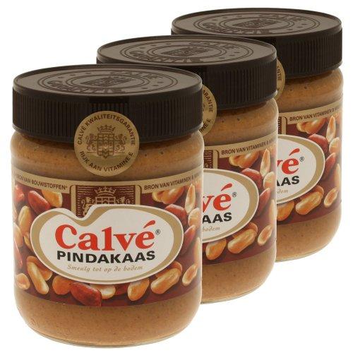 calve-pindakaas-erdnussbutter-brotaufstrich-peanut-erdnusscreme-glas-3-x-350g