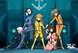 Space Battleship Yamato 2199 300 piece YAMATO GIRLS 300-761 (japan import)