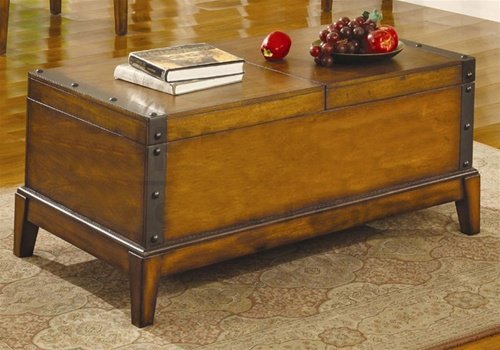 Webster Coffee Table - 701008 - Coaster Furniture