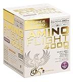 アミノフライト(AMINO FLIGHT) アミノ酸 4000mg アサイー&ブルーベリー風味 顆粒タイプ 30本入り