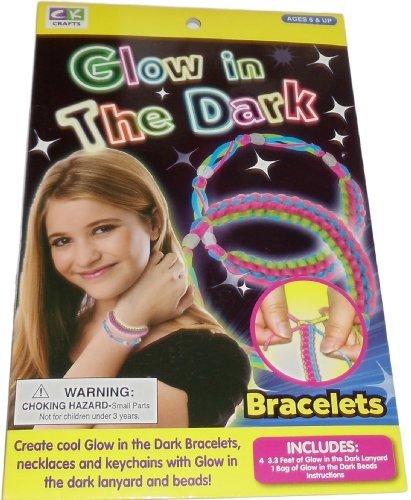 "Create ""Glow in the Dark"" Bracelets craft kit - 1"