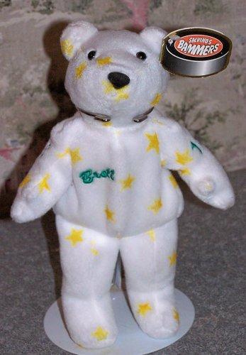 Bear Bean Bag Bret Hull #16 (Issue Date: Feb