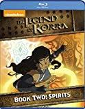 The Legend of Korra: Book 2, Spirits [Blu-ray]