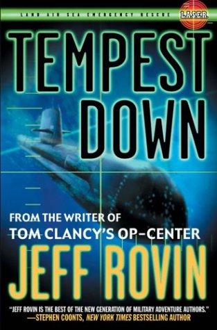 Tempest Down, JEFF ROVIN