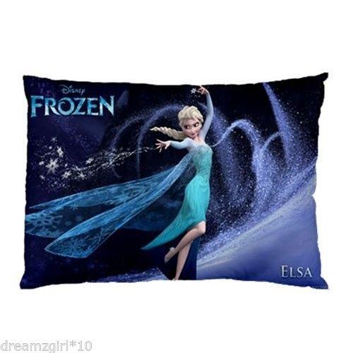 Disney Frozen Elsa Custom Zippered Pillow Case