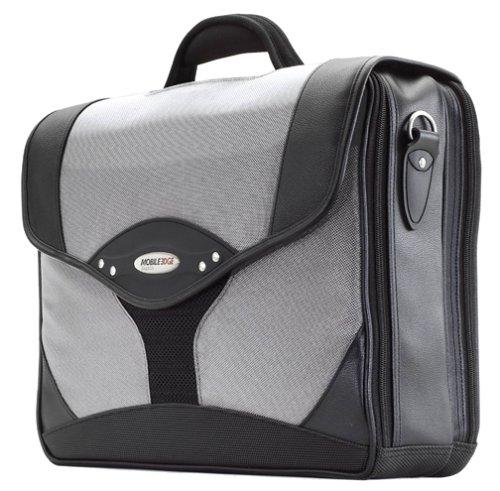 Buy Mobile Edge Premium Computer Briefcase- 15 6-Inch PC 17-Inch Mac Silver BlackB000248Q5A Filter