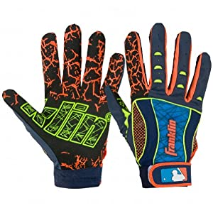 Buy Franklin Adult Insanity Series Batting Gloves by Franklin